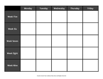 Generic Unit Planning Guide