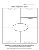 Video Response Worksheet: Generic