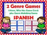 Géneros Literarios - Literary Genres SPANISH