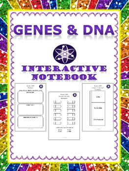 Interactive Nootbook: Genes & DNA