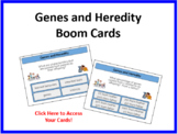 Genes and Heredity Boom Cards