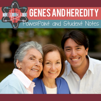 Genes and Heredity PowerPoint w/ Student Notes