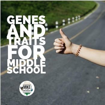 Genetics:  Predicting Traits for Middle School