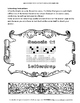 Genesis 1:1 Coloring Page and Word Puzzles