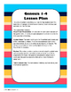 Genesis 1-4: Lesson Plan, PowerPoint, Guided Notes, Review