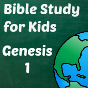 Genesis 1 The Creation of Our World. NLT