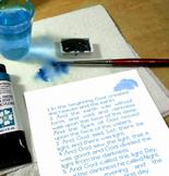 Genesis 1 Watercolor Your Way Through The Bible