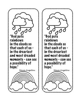 Genesis 9 Bookmark