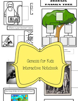 Genesis Interactive Notebook