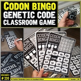 Genetic Code: Codon Bingo