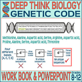 Genetic Code - Deep Think Biology Lesson 5