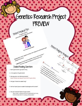 Genetic Disorder Analysis