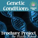 Genetic Condition Brochure Project (Gene Mutations)