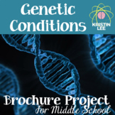Genetic Condition Brochure Project (Gene Mutations)
