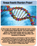 Genetic Disorder Project (Editable)