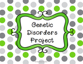 Genetic Disorders Project
