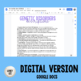 Genetic Disorders Project - Print & Google Versions
