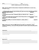 Genetic Engineering Homework Worksheet