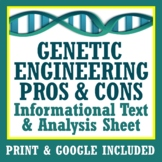 Genetic Engineering Humans Influence Inheritance of Traits Text Activity