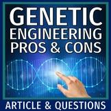 Genetic Engineering Humans Influence Inheritance of Traits