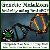 Genetic Mutations Activity using BrainPOP
