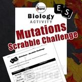 Genetic Mutations - Scrabble Challenge