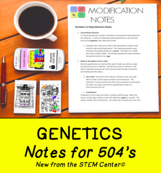 Genetic Notes