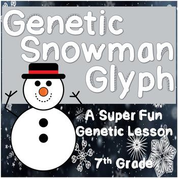 Genetic Snowman Glyph