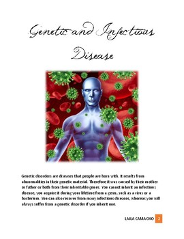 Physiology: Genetic and Infectious Diseases