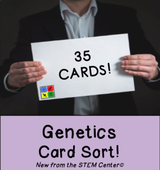 Genetics Card Sort