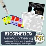 Genetic Engineering - Distance Learning