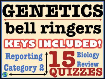 Genetics Bell Ringers
