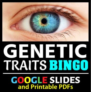 Genetics Bingo Activity - Hooked on Genetics!