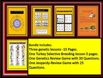Genetics Bundle