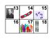 Genetics Calendar Cards