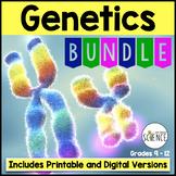 Genetics Bundle | Printable and Digital Distance Learning