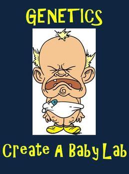 Genetics - Create a Baby Lab