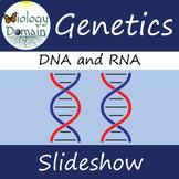 Genetics: DNA Structure Powerpoint Slide Show