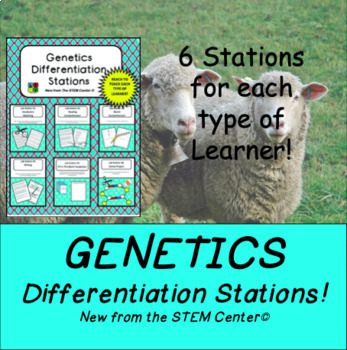 Genetics Differentiation Stations