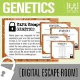 Genetics Escape Room- Science Escape Room