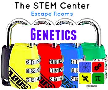 Genetics Escape Room