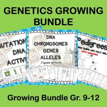 Genetics GROWING bundle