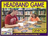 Genetics Games: Headband