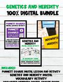 Genetics & Heredity 100% Digital Bundle (Lesson+2 Auto-Gra