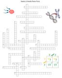 Genetics & Heredity Review Crossword Puzzle