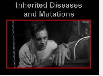 Genetics : Inherited Diseases and Mutations