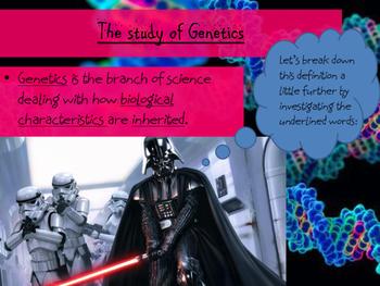 Genetics - Inherited Traits and Learned Behaviors