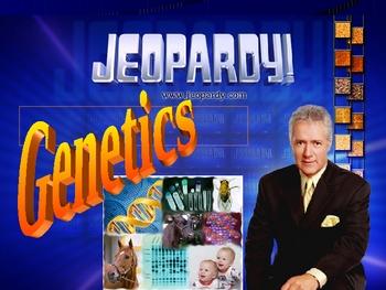 Genetics JEOPARDY!