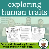 Genetics- Human Traits Lab