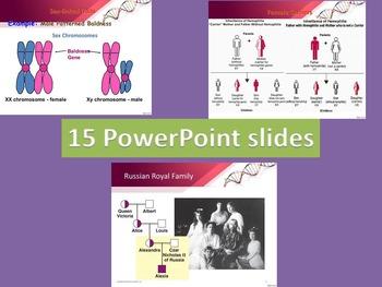 Genetics:  Notes and Activities for Non-Mendelian Genetics